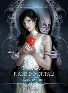 Fiabe Immortali - Paolo Barbieri - cover