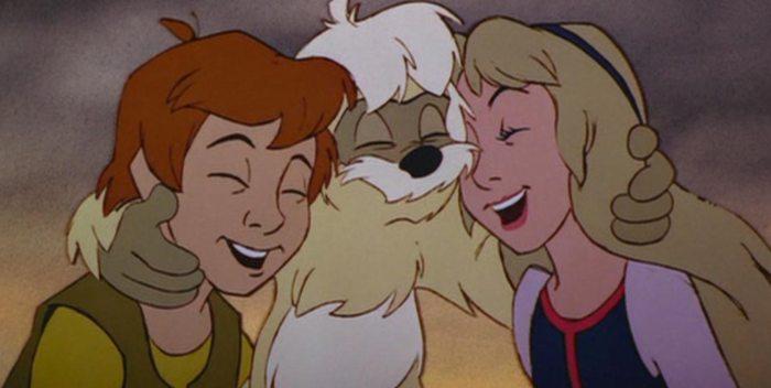 Tutti felici, meno che la Disney
