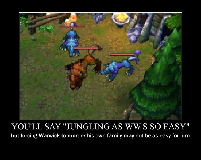League of Legends Jungle