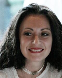 L'autrice, Daniela Lojarro