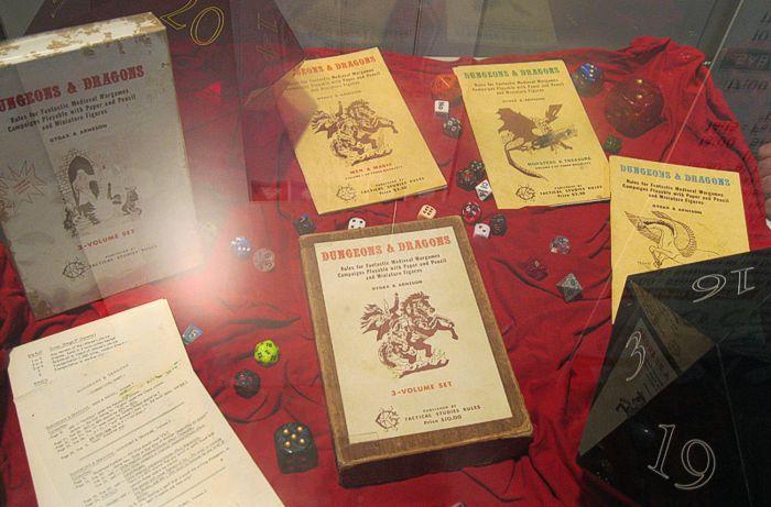 Il mitico regolamento originale del '74 in esposizione a Lucca. Quotazione, attorno ai 3000 dollari
