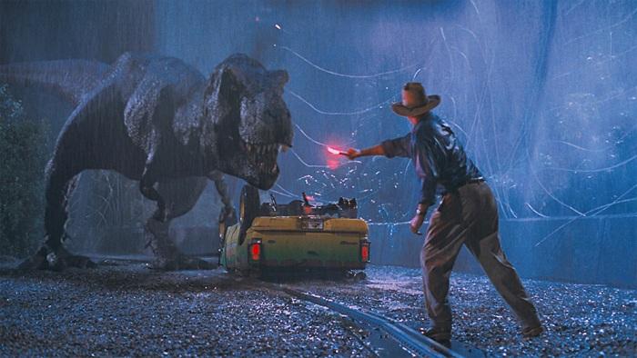 Jurassic Park Jurassic World