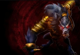 Warwick League of Legends
