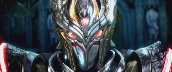 No, non è Mazinga, ma Seiya di Pegasus: con pratici occhi rossi e led fashion incorporati