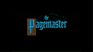The Pagemaster front