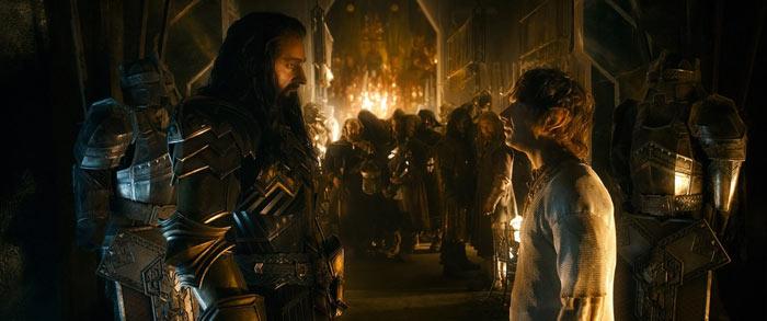 Thorin e Bilbo