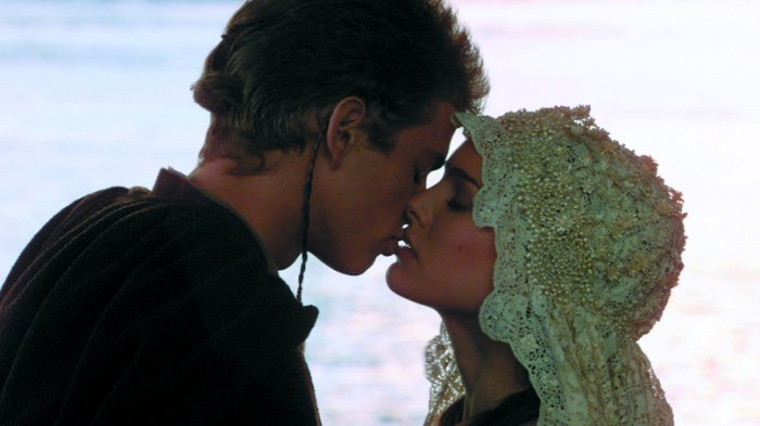 Star Wars amore Jedi