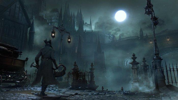 Bloodborne dark fantasy