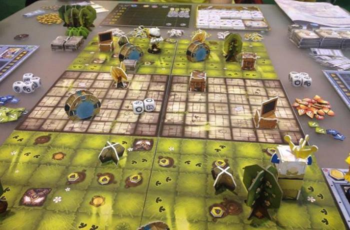 Krosmaster Quest Boardgame