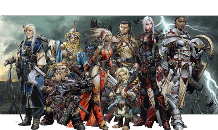 Pathfinder videogame fumetti romanzi