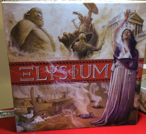 Elysium Board Game