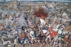 Battaglia di Pavia.