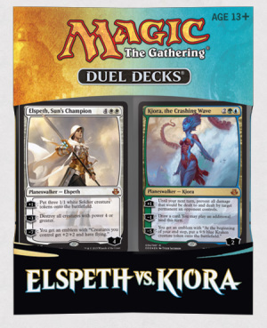 Duel Decks, Elspeth, Kiora