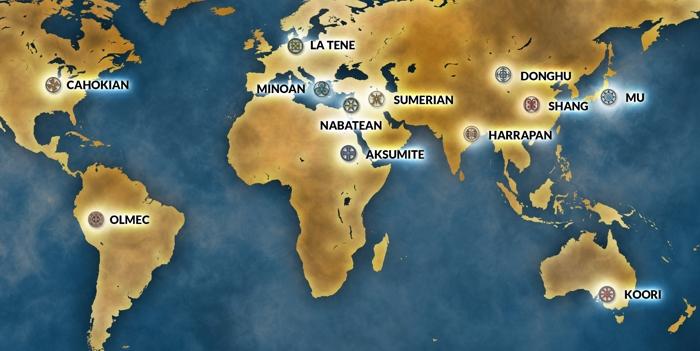 La sporca dozzina di Endgame proviene dai luoghi più disparati del pianeta