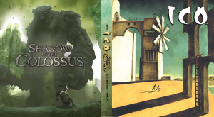 Shadow of The Colossus,  ICO