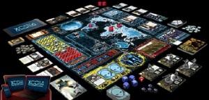 Top 10 Boardgames Fantascienza