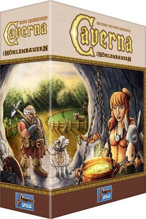 Caverna Boardgame