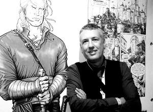 Dragonero intervista Stefano Vietti