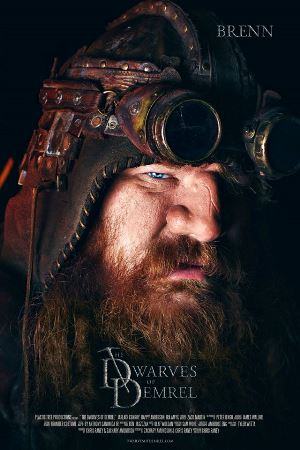 The Dwarves of Demrel - Brenn