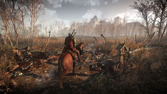 Screenshot di The Witcher: Wild Hunt