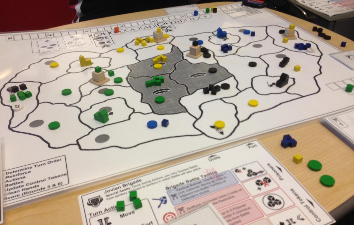 Giochi da tavolo ecco come creare il vostro isola illyon - Partini gioco da tavolo ...