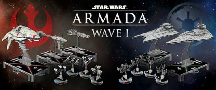Star Wars Armada Wave 1