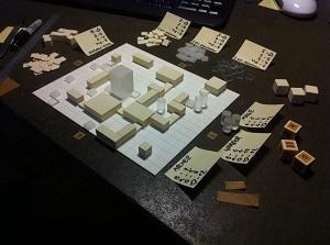Prototipo Boardgame