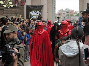 Star Wars Day Milano 2015