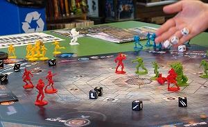Top 7 Boardgames ad Arena