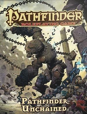 Copertina originale: Pathfinder in libertà, pronto a far sfracassi