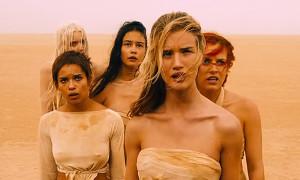 mad max: fury road recensione le cinque mogli le riproduttrici