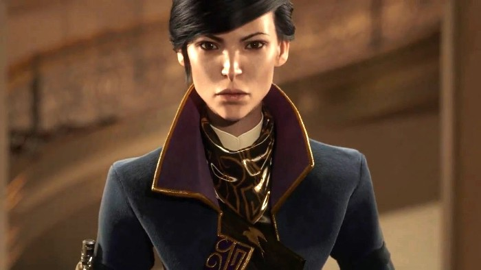 Dishonored 2 steampunk fantasy