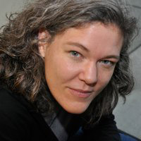 Jenna Helland, manager del team narrativo di Magic the Gathering.