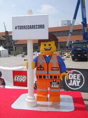 Torre Lego Milano