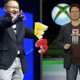 E3 2015 Sony Microsoft