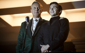 dominion recensione serie tv david whele e william whele