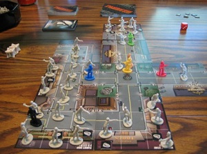 Top 7 Zombie Boardgames