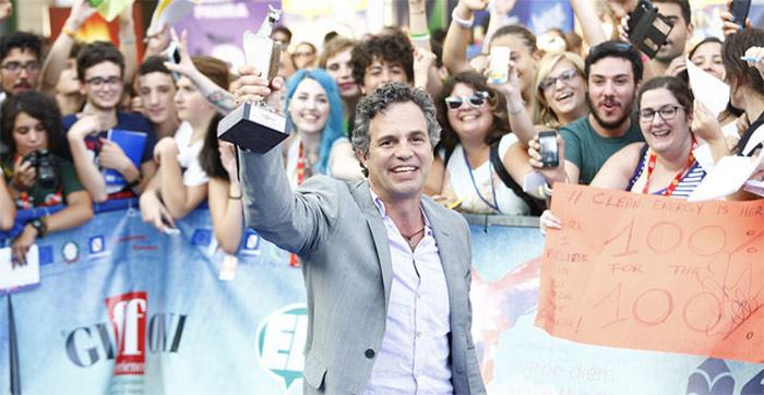 mark ruffalo Giffoni Experience 2015