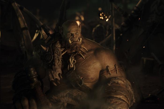 Warcraft film Comic-Con 2015