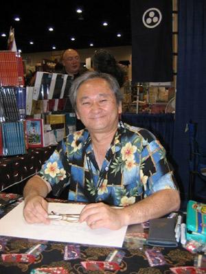 Stan Sakai Lucca Comics & Games 2015
