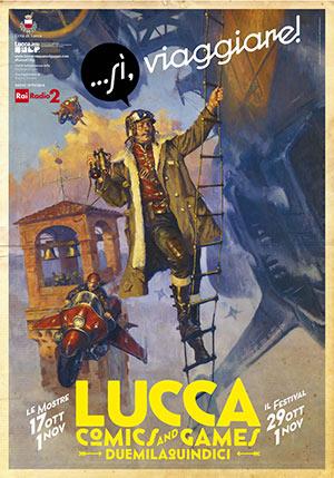 Lucca Comics Manifesto 2015