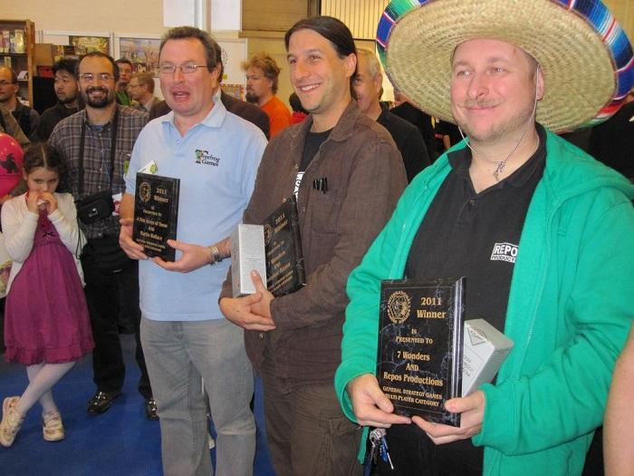 Internationa Gamers Award