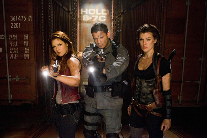 Resident Evil Final Chapter, Claire Chris Redifeld, Milla Jovovich