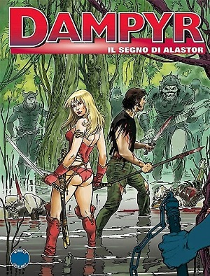 Dampyr, horror e fantasy