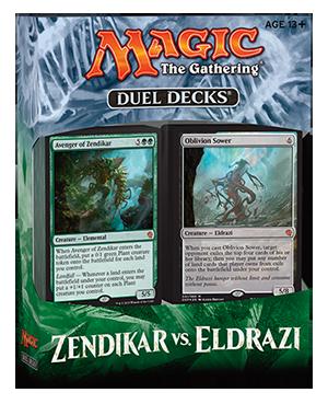Duel Decks Zendikar vs. Eldrazi