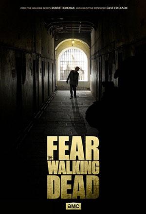 La locandina di Fear. Credo che dopo la puntata, vi farà riflettere!