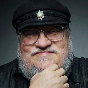 George Martin Lettera Rosa