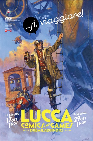 Lucca Project Contest 2015
