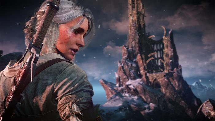 The Witcher donne Geralt Sapkowski