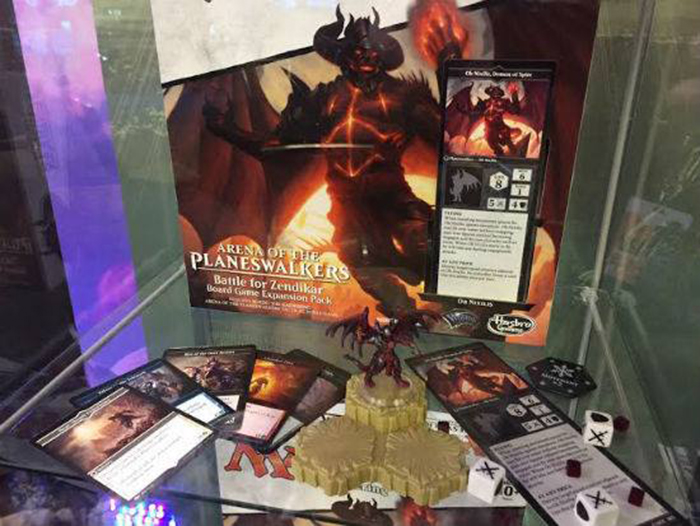 arena of the planeswalker